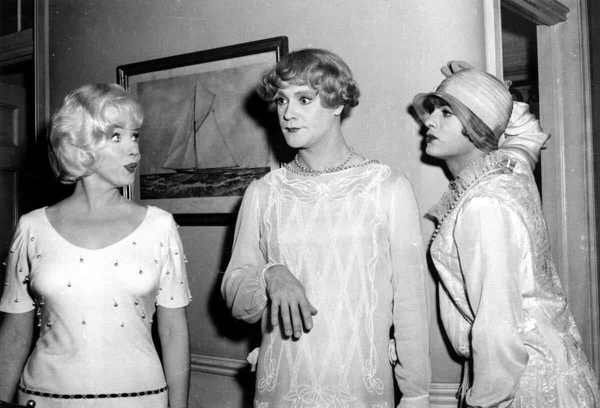 Как Мерилин Монро едва не погубила самый знаменитый фильм