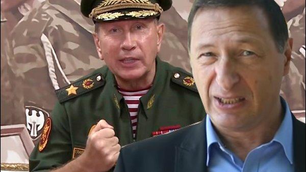"""Всем стоять! или лежать! """"Начальник Росгвардии записал обращение не к Навальному,""""- Кагарлицкий."""