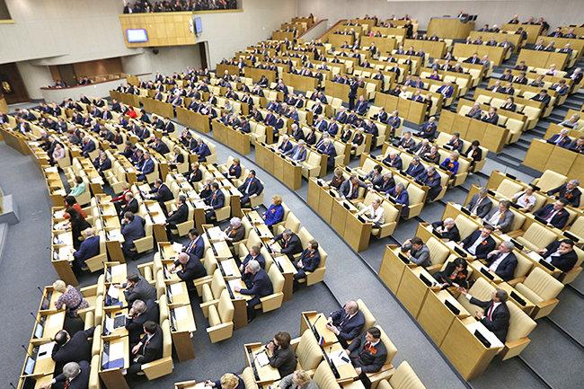 В Госдуме оценили информацию о стягивании Киевом вооружения к линии соприкосновения