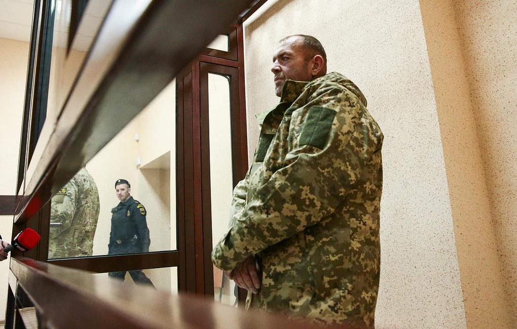 Прокуратура Украины засекретила решения суда по делу об инциденте в Керченском проливе