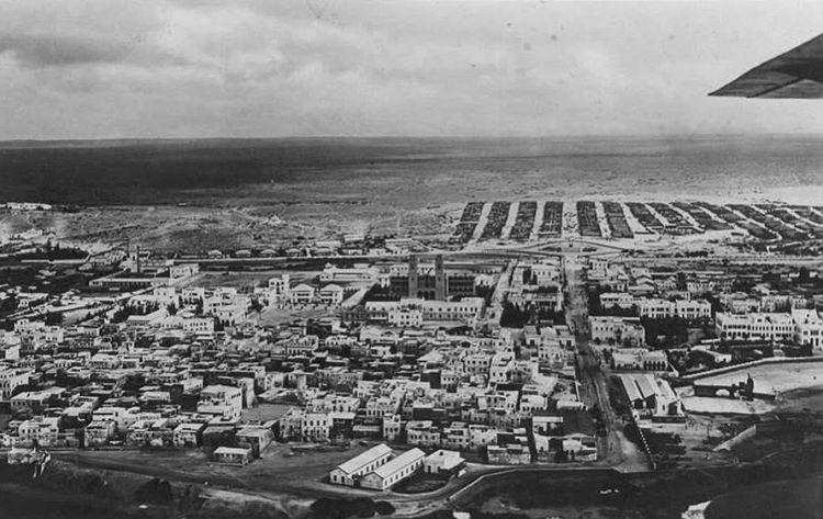 Так город выглядел в 1930-х годах Могадишо, жители Сомали, сомали