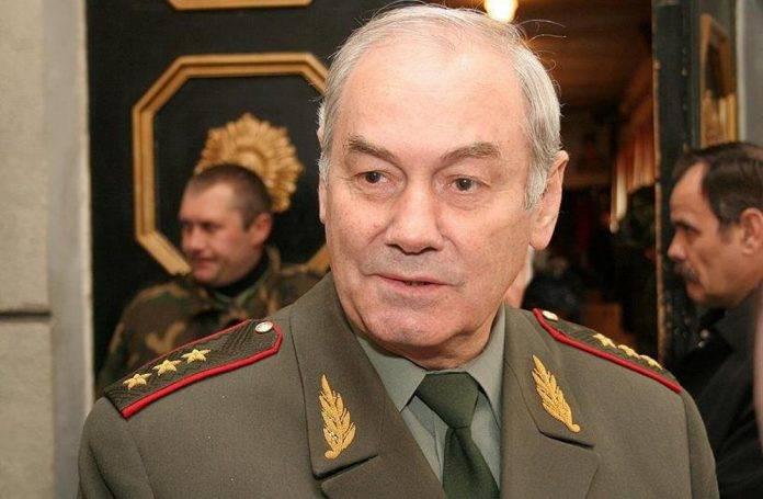 Генерал Ивашов призвал Росси…