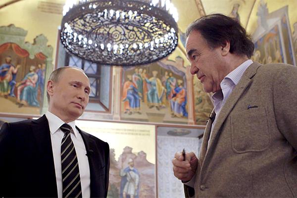 Понять Путина. Что нового Оливер Стоун рассказал миру о Путине