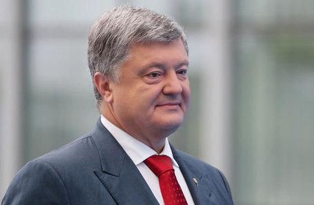 Порошенко хочет покупать газ для Европы на границе с Россией