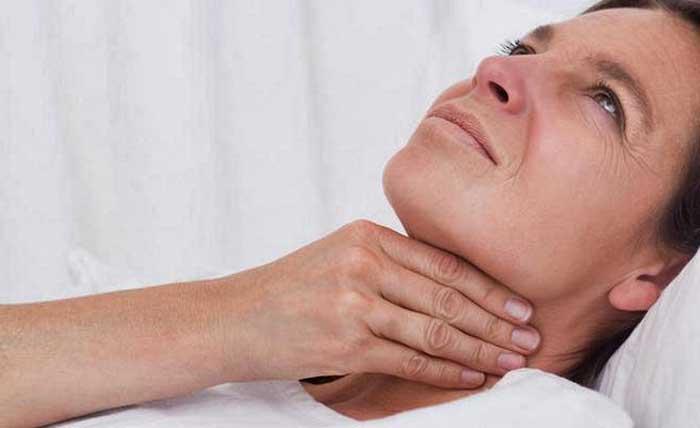 5 волшебных точек для оздоровления носоглотки