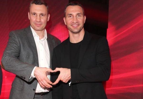 Братья Кличко помогли собрат…