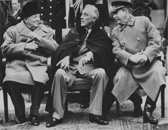 Холодная война и другие несправедливые итоги Второй мировой войны