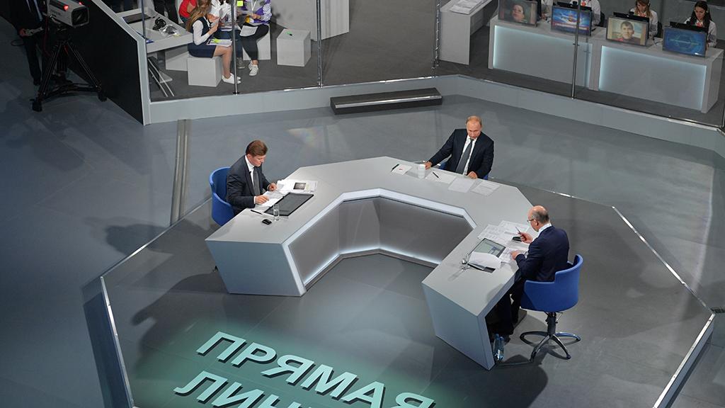 Ответы Путина о мире и войне