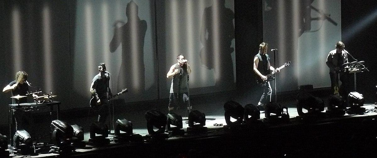 ЗАРУБЕЖКА. Nine Inch Nails