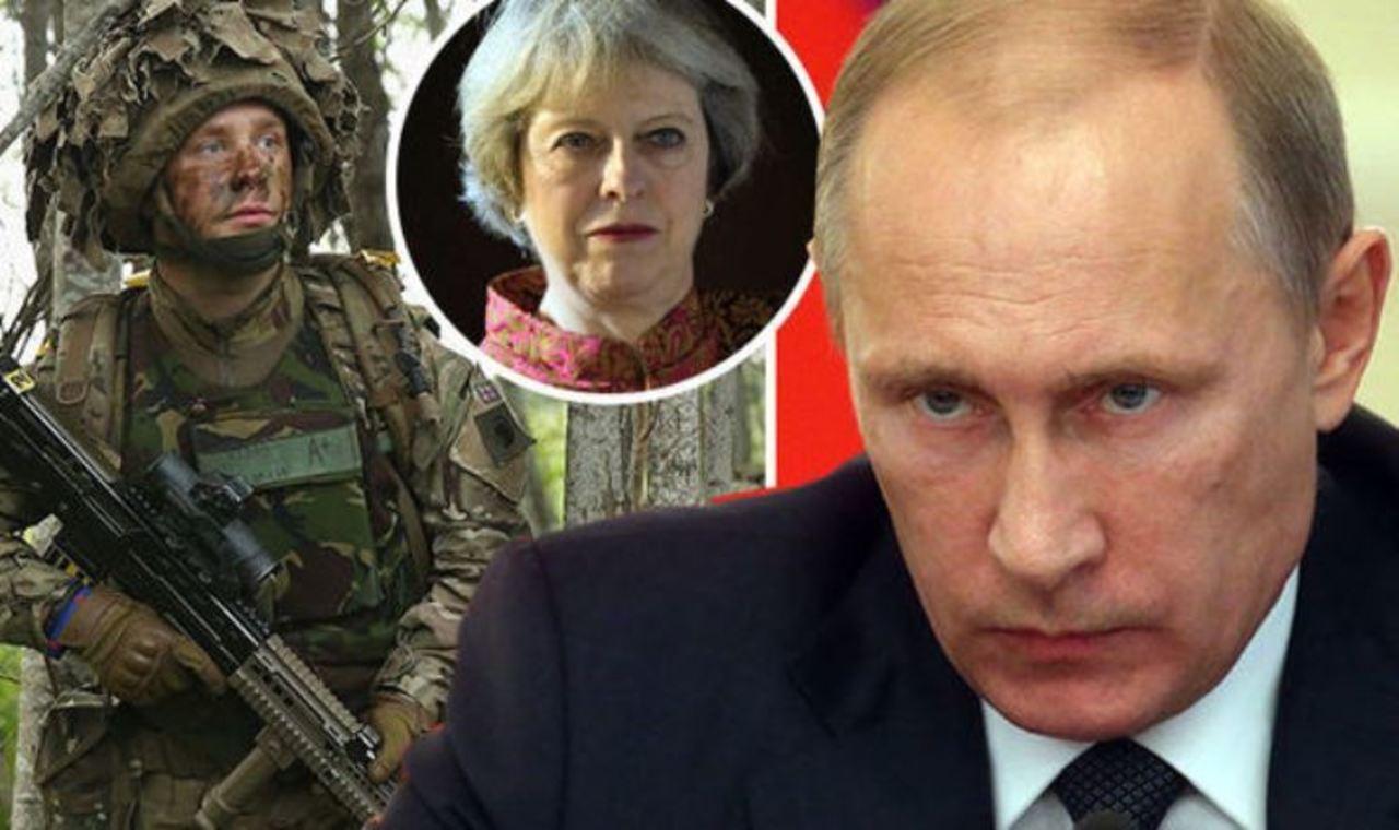 Сирийский конфликт: Британия выступит на стороне России