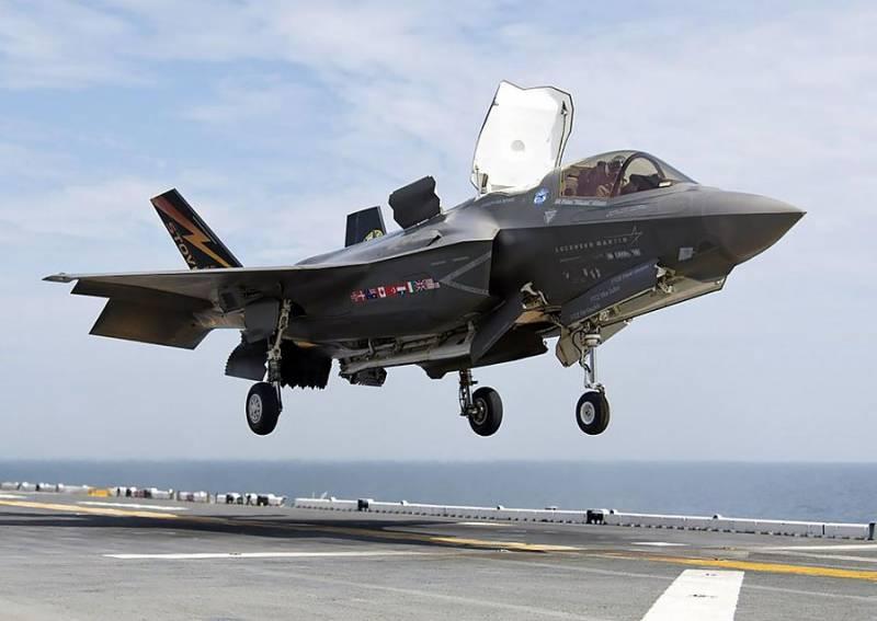 F-35B прошёл испытания в качестве разведчика
