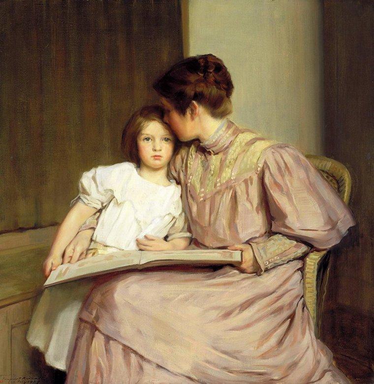 Что происходит в мозге вашего ребенка, когда вы читаете ему книгу.