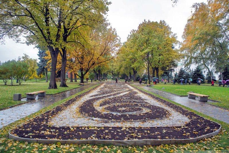 Осенний Кремль Кремль, осень, фоторепортаж