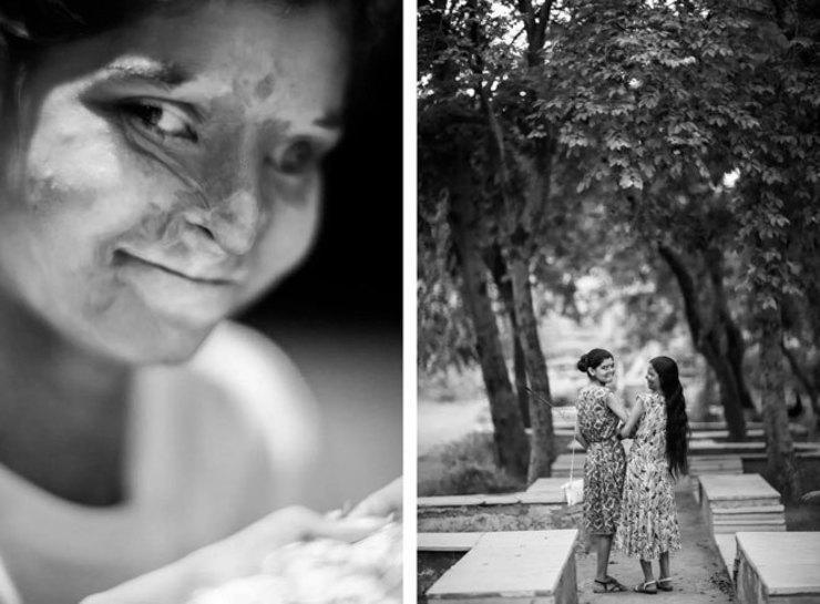 Как наказывают индийских женщин за отказ выходить замуж. Как их жалко