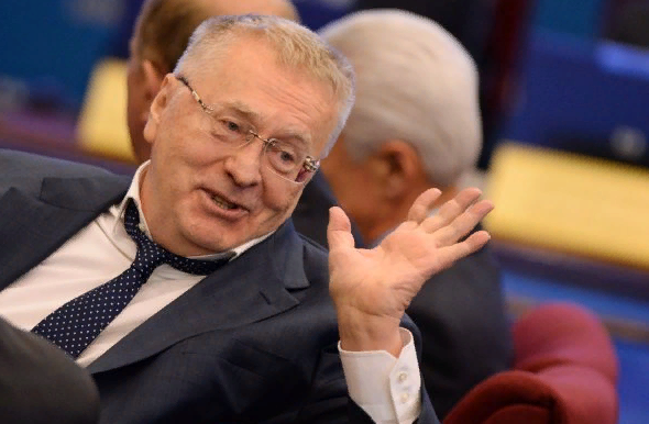 СБУ вызвала на допрос лидера ЛДПР Владимира Жириновского
