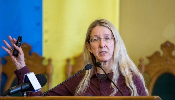 Глава Минздрава Украины рассказала про холестерин с оскорблениями Путина