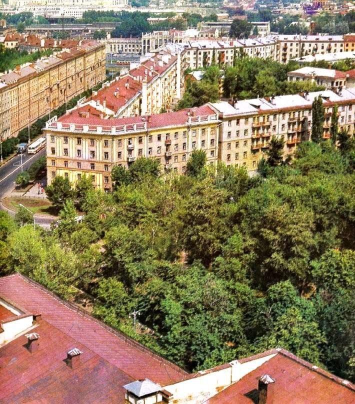 Воронеж в 1973 году