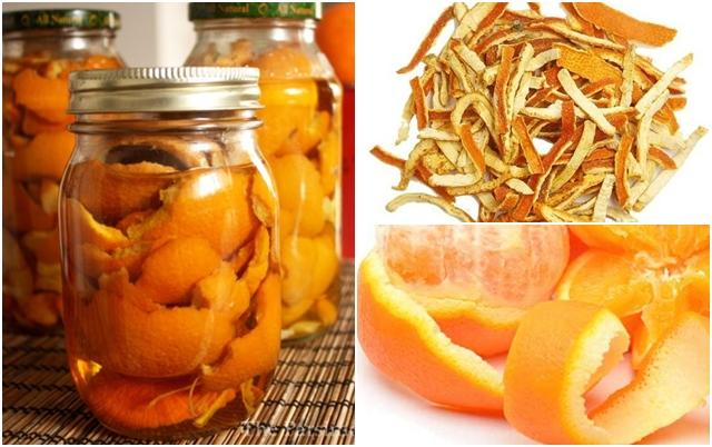 А вы пробовали замочить апельсиновые корки на неделю? Замочите, не пожалеете