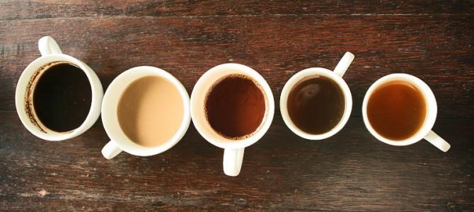 Пять бодрящих напитков вместо привычного кофе