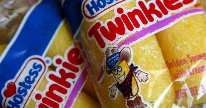 Великая депрессия и Вторая мировая война бисквит Twinkie