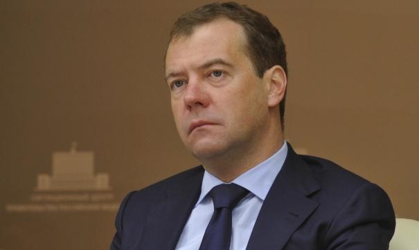 Медведев: экономику России ж…