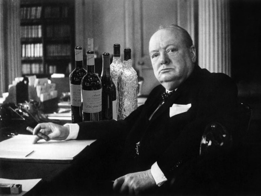 Уинстон Черчилль: «Злодеяния…