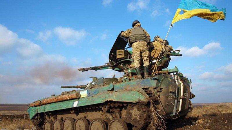 Готовятся к войне: танковая бригада ВСУ провела подготовку к наступлению