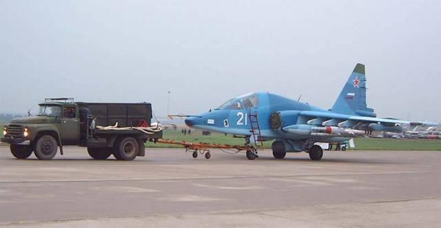 Труженику войны – Су-25 «Грач», готовят замену
