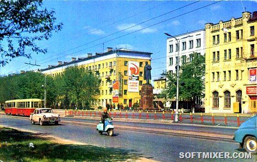 Иваново в 1960-е – 1980-е