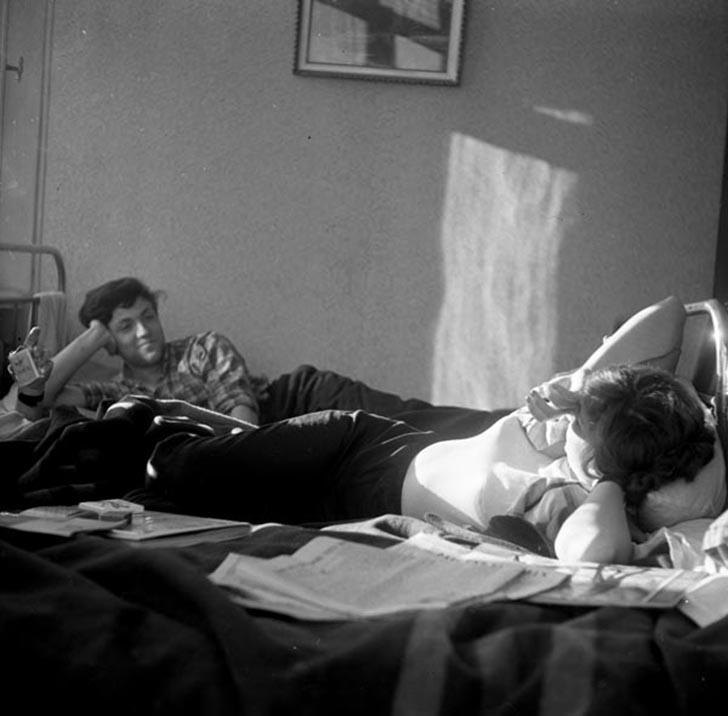 Жизнь советского студента в фотопроекте