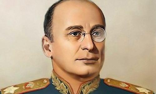 Украинизатор товарищ Берия