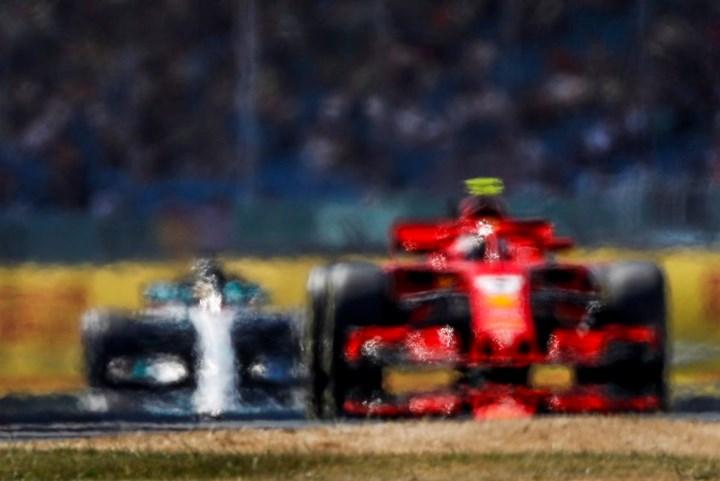 Формула 1 Гран-при Великобритании: валидольная гонка