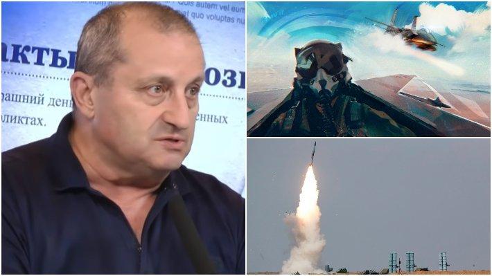 Кедми назвал F-35 Израиля и США не имеющими значения для российских С-300 в новой системе ПВО Сирии