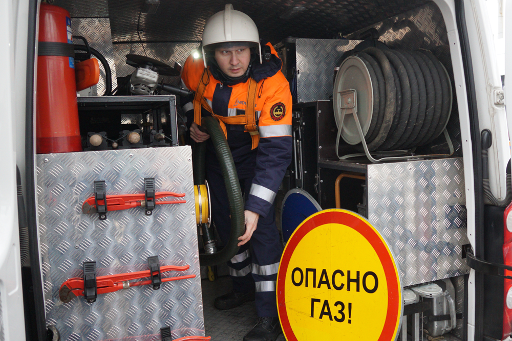 """Каждый день 100 москвичей жалуются в """"Мосгаз"""" на странные запахи"""