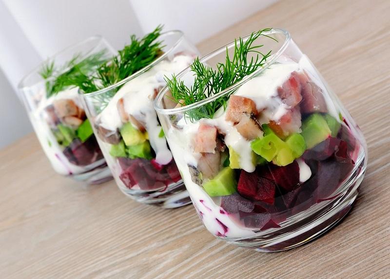 как приготовить салат из свеклы