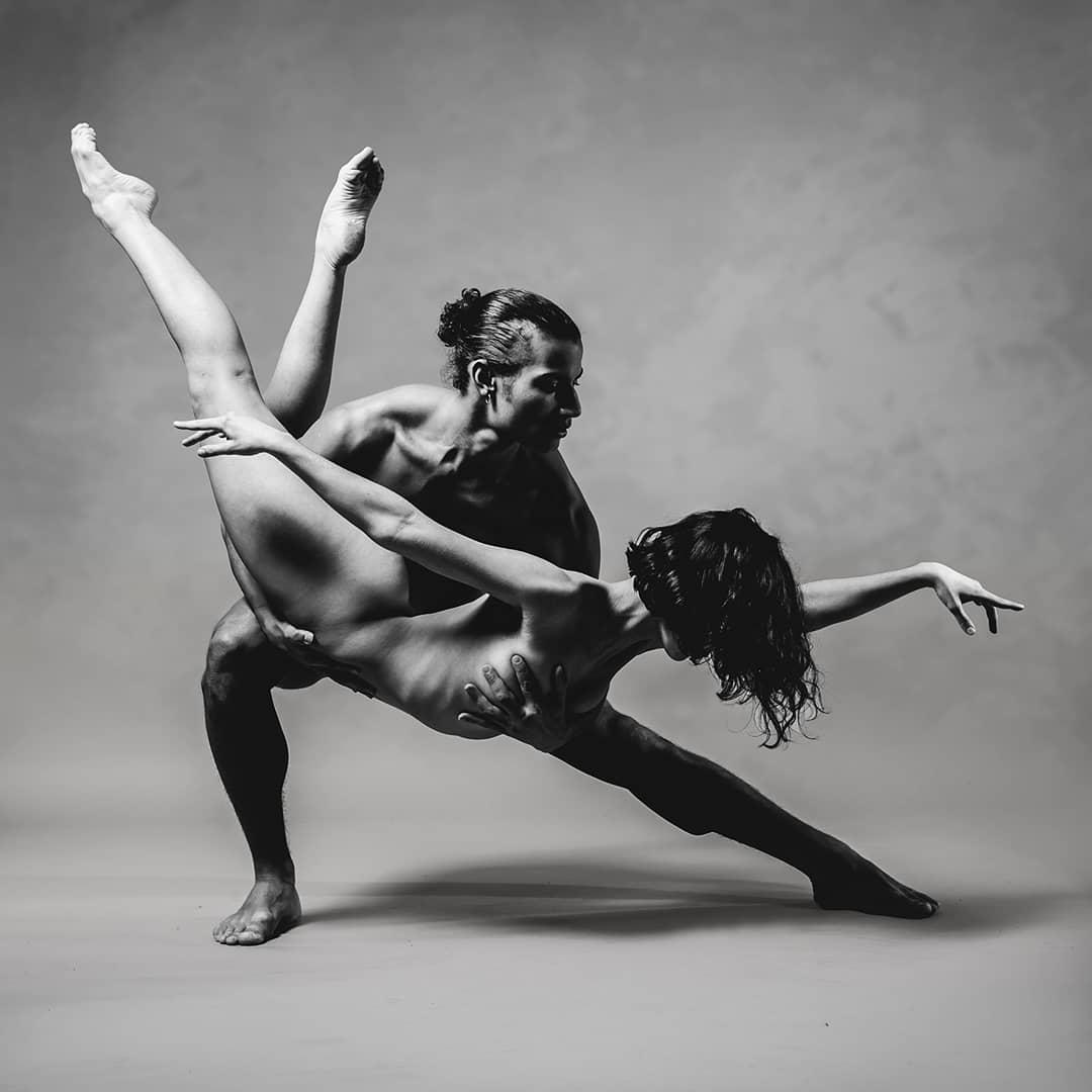 Чувственные портреты артистов балета Dean Barucija