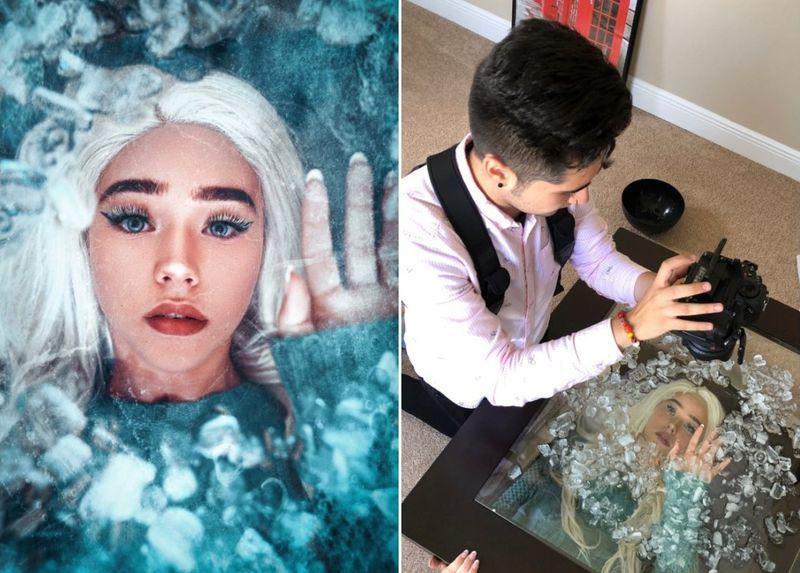Немного магии: популярный в Instagram фотограф показал, как делает свои лучшие снимки