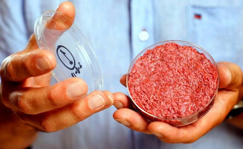 Искусственное мясо: США накормят им весь мир вместо России