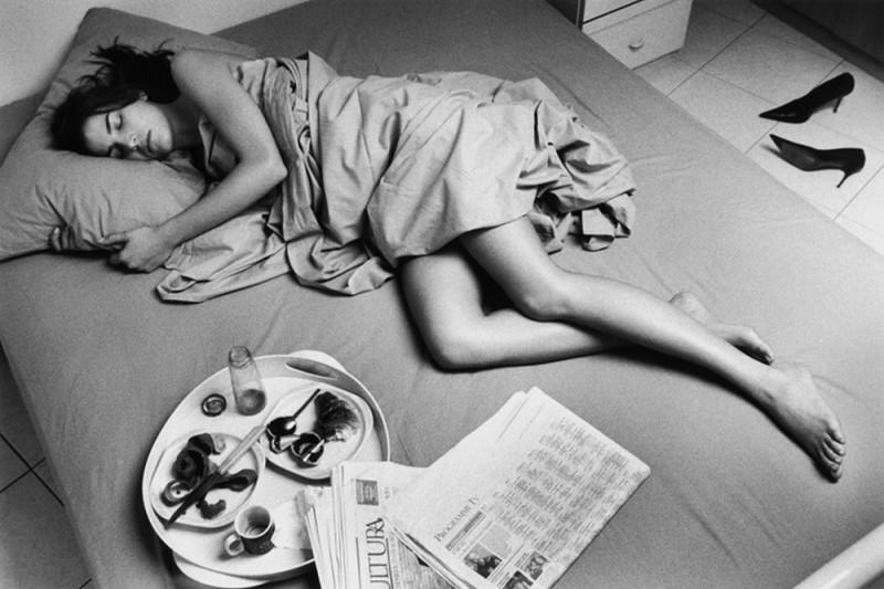 Ускользающая дольче вита: Италия на фото классика Джанни Беренго Гардина