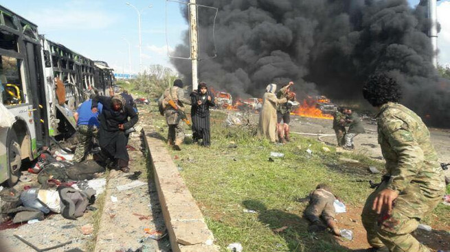 В Сирии в последние два дня случились два знаковых события.