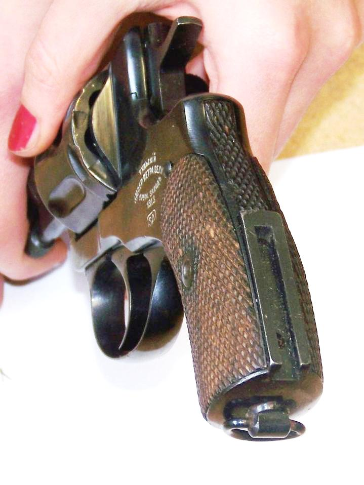 Реплика на тему гражданского оружия