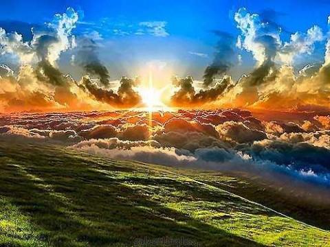 Послание Архангела Михаила - Землю охватывают Огненные Силы Творения.