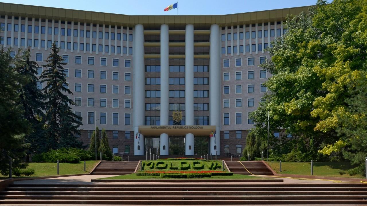 В Молдавии не приняли поправки в конституцию