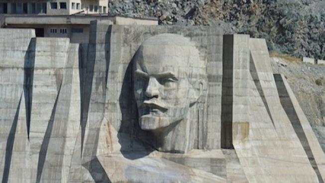 Ленин жив: памятники Ильичу в Центральной Азии