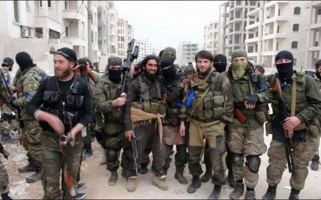 Кавказские джихадисты на сирийской войне. Часть первая