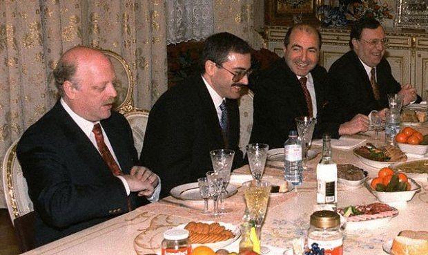 Крупные российские бизнесмены в лихие 90-е