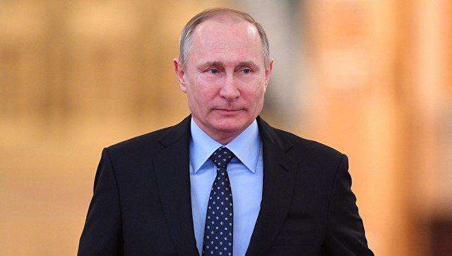 Почти половина россиян готовы голосовать за Путина