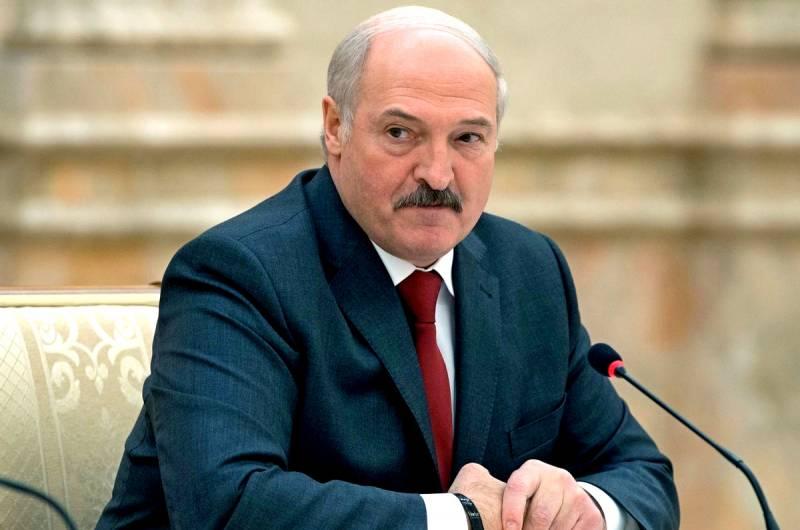 Дерзкий выпад Лукашенко: фей…