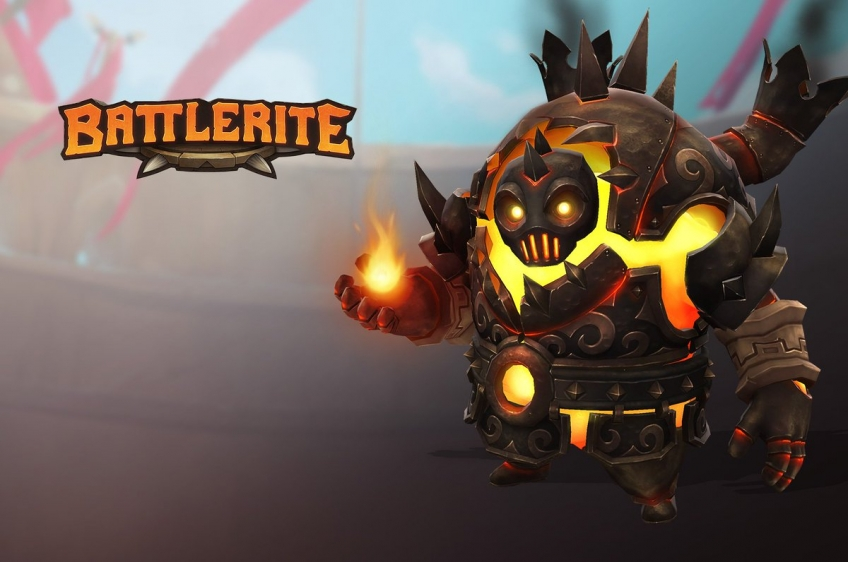 Завтра Battlerite станет бесплатной