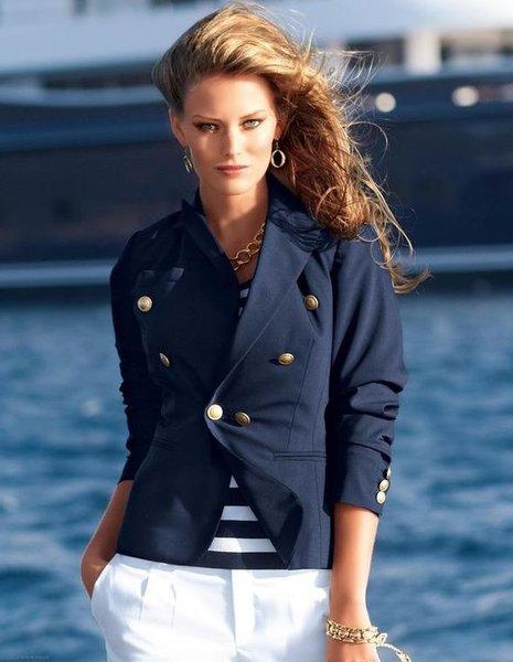 Морской стиль в одежде: гарантия 95%, что он вам подходит